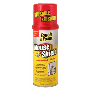 TOUCH'N FOAM MOUSE SHIELD BARRIÈRE PROTECTRICE 16 OZ