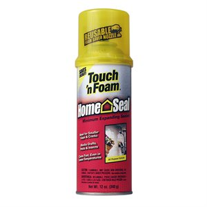 TOUCH'N FOAM SCELLANT MOUSSE EXPANSION MINIMALE