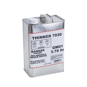 GUNWASH THINNER 3.78L