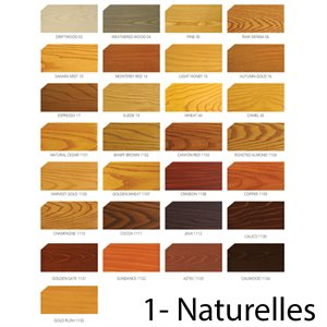 SANSIN EXTERIORS COLORS GUIDE