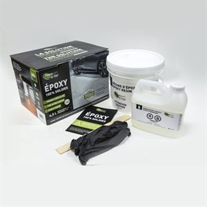 EPOXY 100% SOLIDE (KIT GARAGE)