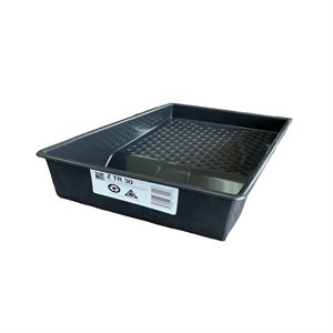 PLASTIC TRAY - 7 IN